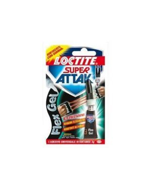 Super attak flex gel 3 gr - Flex gel 2047420 by Loctite