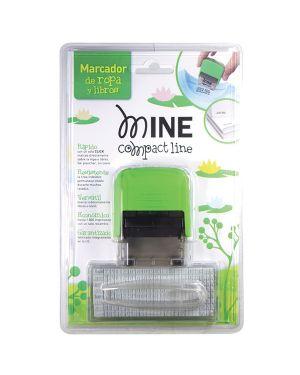 Timbro printer mine per tessuti 14x38mm autocomp./autoinch. colop PR20G7.MINE