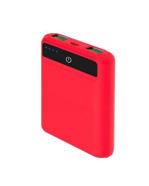 Pb pocket size 5000mah rd Celly PBPOCKET5000RD 8021735747338 PBPOCKET5000RD