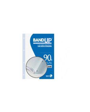 BLOCCO COLLATO FORATI RINFORZATI BANDUP A4 90gr 40fg 5mm BM CONFEZIONE DA 10 106433 by Bm