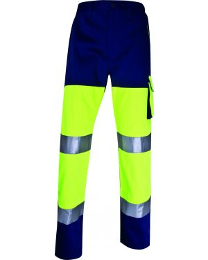 Pantalone alta visibilita' phpa2 giallo fluo tg. l PHPA2JMGGT