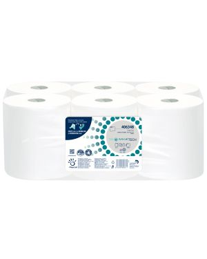 Asciugamani rotolo autocut 2v Papernet 416598 8024929265984 416598