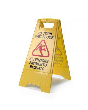"Cartello ""pavimento bagnato"" 30x62cm in factory 466 8000957046603 466 by In Factory"
