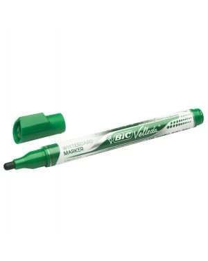 Marcatori p.tonda whiteboard velleda® liquid ink pocket bic® verde CONFEZIONE DA 12 902090