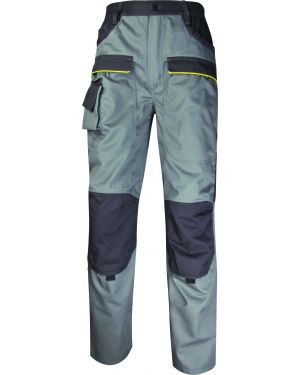 Pantalone da lavoro mach 2 grigio ch. - grigio sc. tg.xl MCPANGR-XG  MCPANGR-XG by Deltaplus