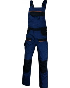 Salopette da lavoro mach 2 blu - nero tg. xl MCSALBM-XG 3295249130145 MCSALBM-XG by Deltaplus