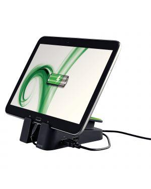 Base di appoggio e caricatore universale nero x tablet leitz complete 62280095 4002432109661 62280095 by Leitz