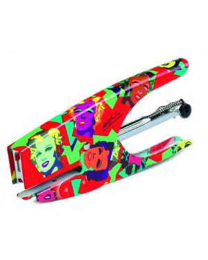 CUCITRICE A PINZA 6/4 Marilyn POP ART 83