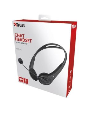 Insonic chat headset 21664 by TRUST