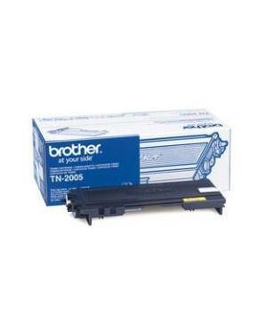 Toner nero x hl 2035  1500 pagine Brother TN2005 4977766662376 TN2005