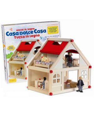 CASA DOLCE CASA IN LEGNO RONCHI SUPERTOYS 8189