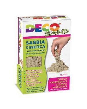 Deco sand - sabbia cinetica kg.1 CWR 10849 8004957108491 10849 by Cwr