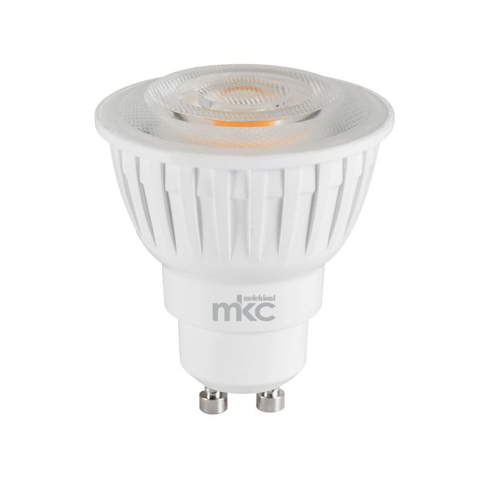 Lampada led mr-gu10 7,5w gu10 2700k luce bianca calda 499048093 8006012313581 499048093 by Mkc