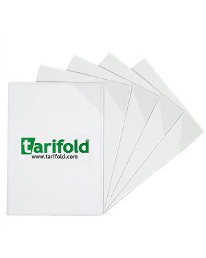 Confezione 5 tasche a l con retro magnetico f.to a4 trasparenti tarifold 194690 3377991946905 194690 by Tarifold