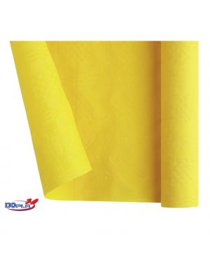 Tovaglia in rotolo 1,20x7mt giallo in carta dopla 9002 8008650471173 9002 by Dopla