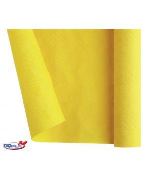 Tovaglia in rotolo 1,20x7mt giallo in carta dopla 9002 8008650471173 9002