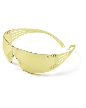 Occhiali di protezione classic securefit™ sf203af lente gialla 3m 82202