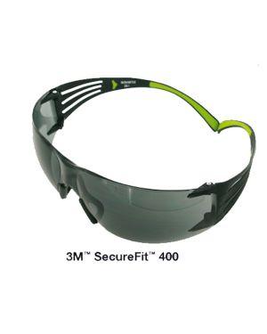 Occhiali di protezione classic securefit™ sf402af lente grigia 3m 6595