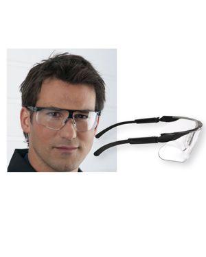Occhiali di protezione maxim lente trasparente 13225 00000m 3m 18592