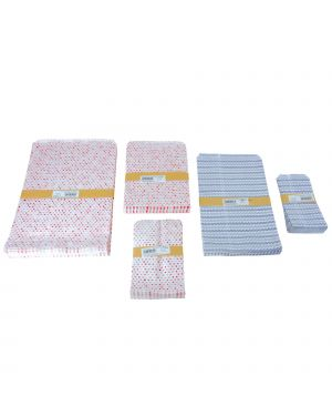 100 buste in carta 28x38cm stampa generica PF500404 8010151008048 PF500404