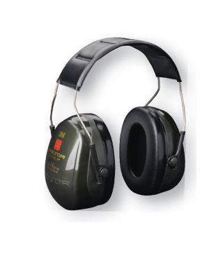 Cuffia protettiva peltor™ optime™ ii h520a-407-gq 3m 92007 4046719388103 92007