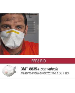 Scatola 20 mascherine k100w ffp1 senza valvola 27840