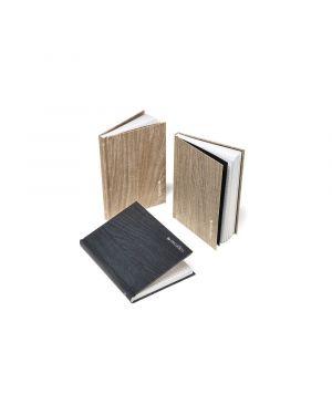 Quaderno editoriale colorosa wood dim. 13x18cm rigatura 5mm col. ass. ri.plast 36WEDIT 8004428058041 36WEDIT by Ri.plast