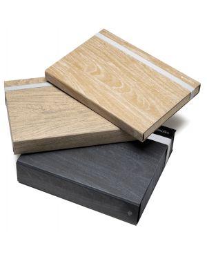 Cartella portaprogetto colorosa wood dim. 29x34cm dorso 3cm col. ass. ri.plast 36WPG03 8004428057945 36WPG03 by Ri.plast