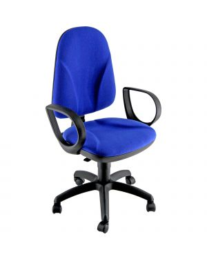 Sedia operativa tmtmi no flame blu senza braccioli TMTMI/IB 8050043749147 TMTMI/IB