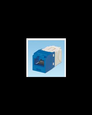 Presa minicom rj45u cat.6 blu Panduit CJ688TGBU 74983395460 CJ688TGBU