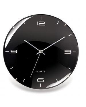 Orologio da parete eleganta Ø29,3cm nero cep 2110770011 3661474110779 2110770011
