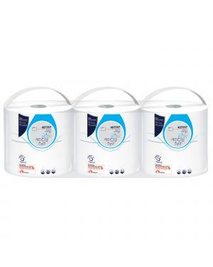 BOBINA ASCIUGATUTTO DryTech 2 VELI 400 STRAPPI LISCIO CONFEZIONE DA 3 407557 by Papernet