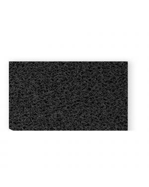 Tappeto da passerella 90x200cm nero antiscivolo securit RS-200-BL