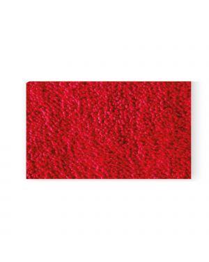 Tappeto da passerella 90x200cm rosso antiscivolo securit RS-200-RD
