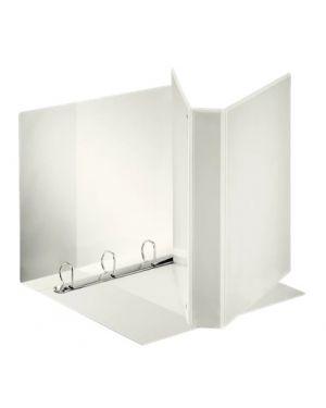 Raccoglitore display maxi 22x30cm 4d h30mm bianco personalizzabile esselte 394756000 8004157475607 394756000
