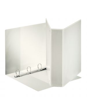 Raccoglitore display maxi 22x30cm 4d h30mm bianco personalizzabile esselte 394756000 8004157475607 394756000 by Esselte