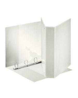 Raccoglitore display maxi 22x30cm 4d h50mm bianco personalizzabile esselte 394754000 8004157475409 394754000