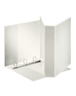 Raccoglitore display maxi 22x30cm 4d h40mm bianco personalizzabile esselte 394753000 8004157475300 394753000
