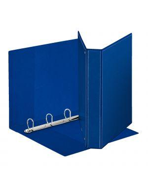 Raccoglitore display maxi 22x30cm 4d h30mm blu personalizzabile esselte 394756500 8004157475652 394756500 by Esselte