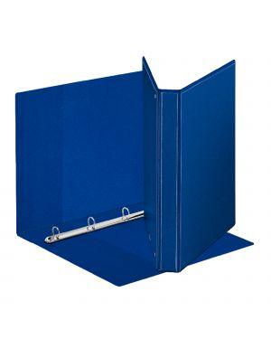 Raccoglitore display maxi 22x30cm 4q h65mm blu personalizzabile esselte 394758500 8004157475850 394758500