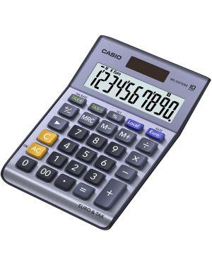 Calcolatrice da tavolo compatta ms-100em casio MS-100EM-W-EP 4549526609923 MS-100EM-W-EP