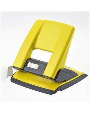 Perforatore 2 fori giallo max 30 fg kartia 2046G 8028422220464 2046G by Iternet