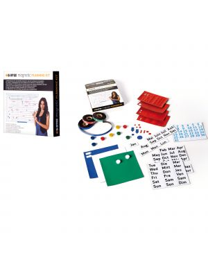 Magnetic planning kit bi-office KT1717 5603750657170 KT1717 by Bi-office