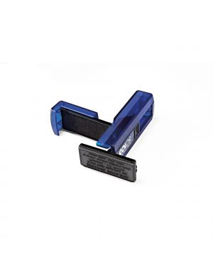Timbro Pocket Stamp Plus 30 18x47mm 5righe autoinchiostrante blu COLOP PSP30IN