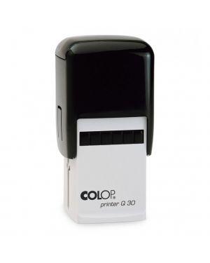TIMBRO PRINTER Q30 30MM QUADRATO AUTOINCHIOSTRANTE COLOP PRINTER.Q30