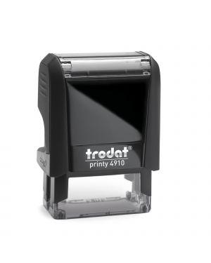 Timbro Original Printy 4.0 4910 26x10mm 3righe autoinch. personalizzabile TRODAT 53085.