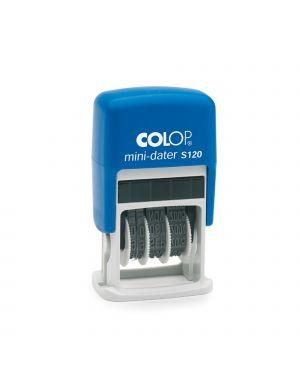 Timbro mini datario s120 3,8mm autoinchiostrante colop S120 9004362313007 S120 by Colop