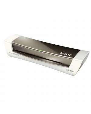 PLASTIFICATRICE iLAM HomeOffice A4 GRIGIO LEITZ 73680089 by Leitz