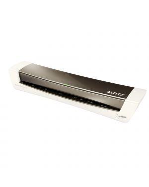 PLASTIFICATRICE iLAM HomeOffice A3 GRIGIO LEITZ 74400089 by Leitz