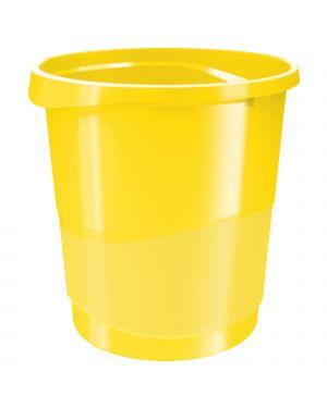 Cestino gettacarte europost giallo vivida 14lt esselte 623946